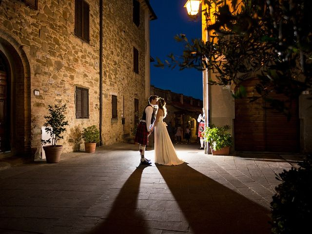 Il matrimonio di Tom e Sarah a Chianni, Pisa 36