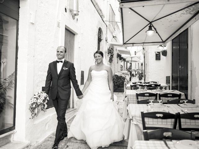 Il matrimonio di Pamela e Gianfranco a Cisternino, Brindisi 1