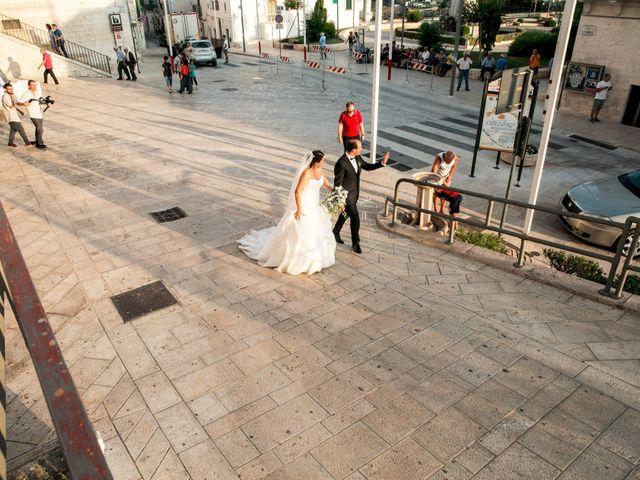 Il matrimonio di Pamela e Gianfranco a Cisternino, Brindisi 2