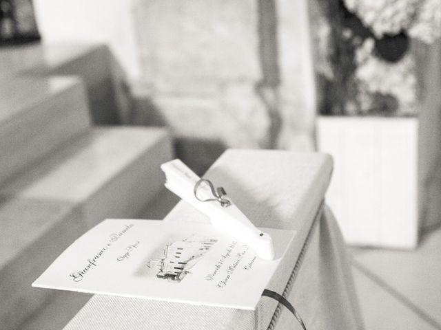 Il matrimonio di Pamela e Gianfranco a Cisternino, Brindisi 5