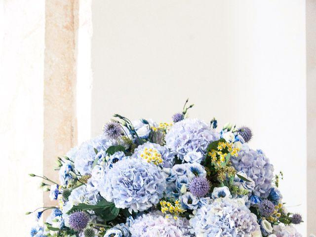 Il matrimonio di Pamela e Gianfranco a Cisternino, Brindisi 6