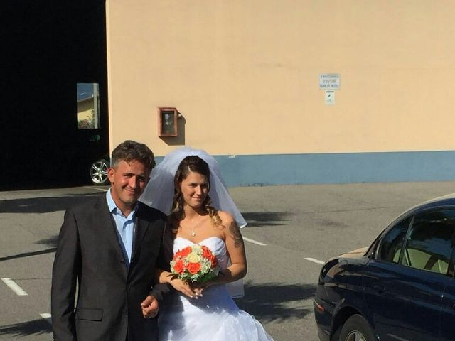 Il matrimonio di Alessandro e Elena a Ospitaletto, Brescia 8