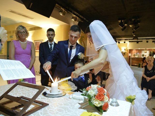 Il matrimonio di Alessandro e Elena a Ospitaletto, Brescia 2