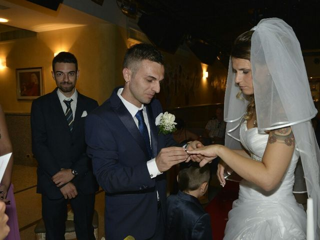 Il matrimonio di Alessandro e Elena a Ospitaletto, Brescia 18