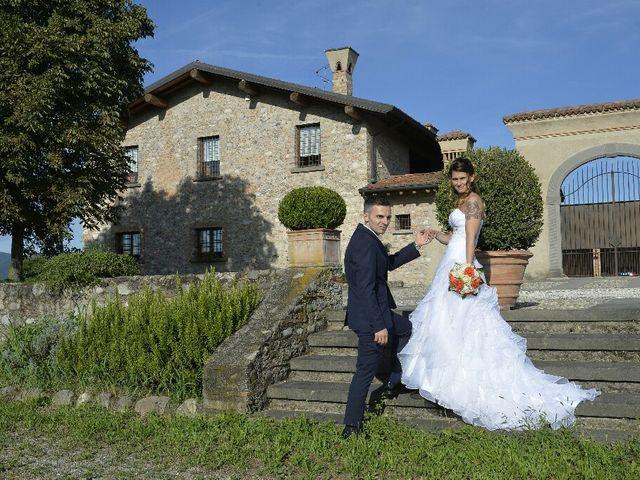 Il matrimonio di Alessandro e Elena a Ospitaletto, Brescia 19