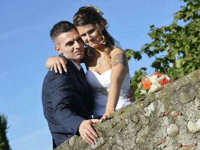 Il matrimonio di Alessandro e Elena a Ospitaletto, Brescia 22