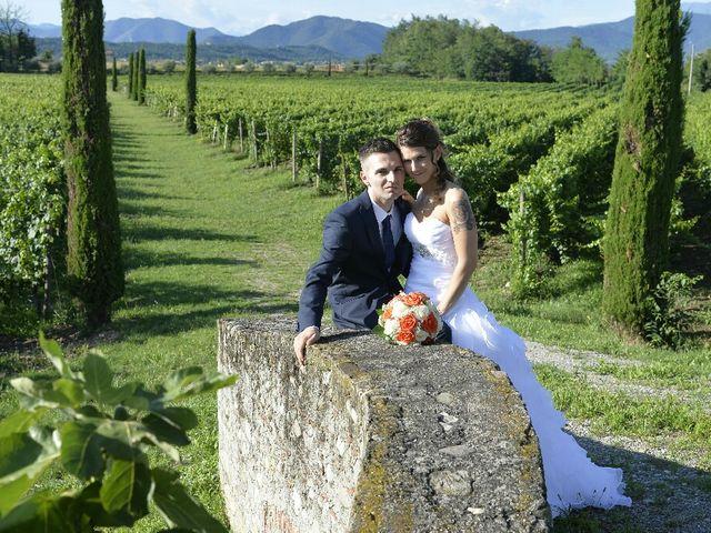 Il matrimonio di Alessandro e Elena a Ospitaletto, Brescia 23