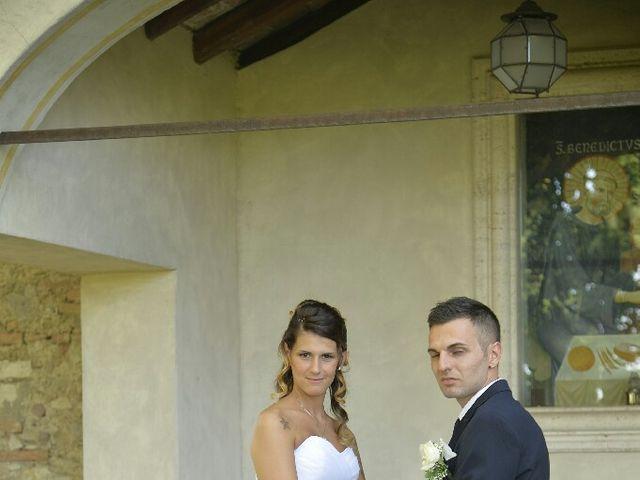 Il matrimonio di Alessandro e Elena a Ospitaletto, Brescia 29