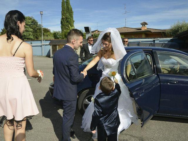 Il matrimonio di Alessandro e Elena a Ospitaletto, Brescia 49