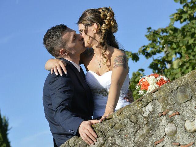 Il matrimonio di Alessandro e Elena a Ospitaletto, Brescia 51