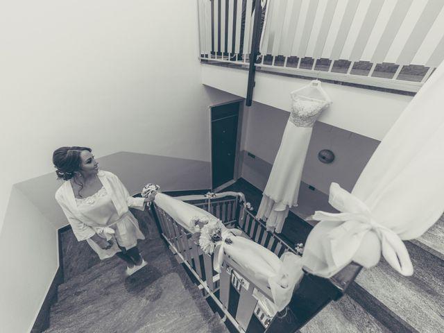 Il matrimonio di Arianna e Ernesto a San Valentino Torio, Salerno 4