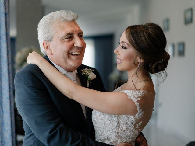 Il matrimonio di Arianna e Ernesto a San Valentino Torio, Salerno 11