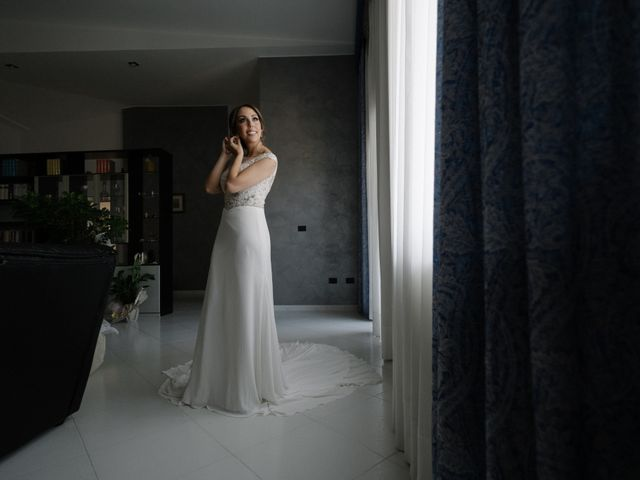 Il matrimonio di Arianna e Ernesto a San Valentino Torio, Salerno 19