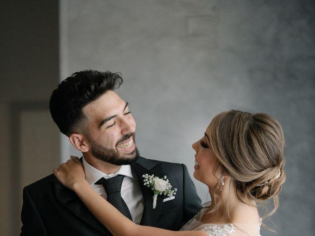 Il matrimonio di Arianna e Ernesto a San Valentino Torio, Salerno 23
