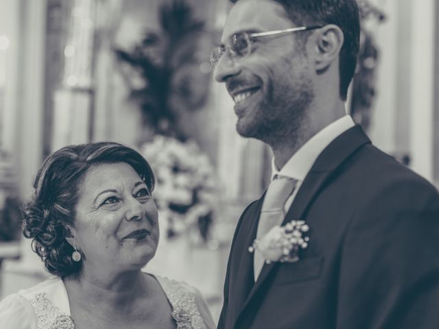 Il matrimonio di Arianna e Ernesto a San Valentino Torio, Salerno 28
