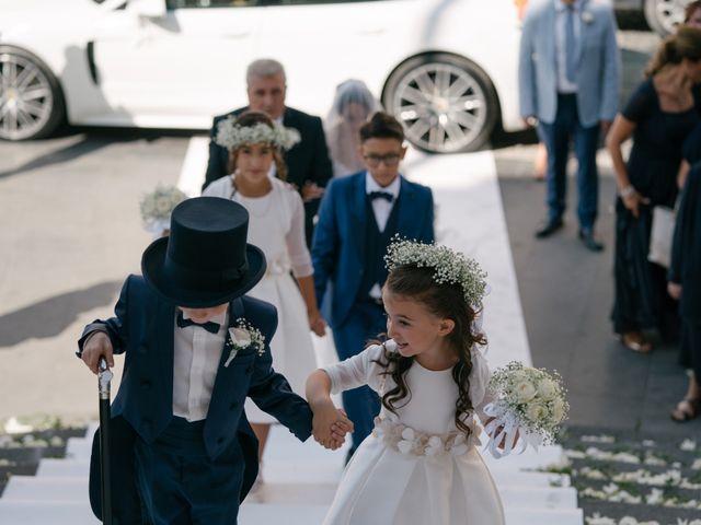 Il matrimonio di Arianna e Ernesto a San Valentino Torio, Salerno 29
