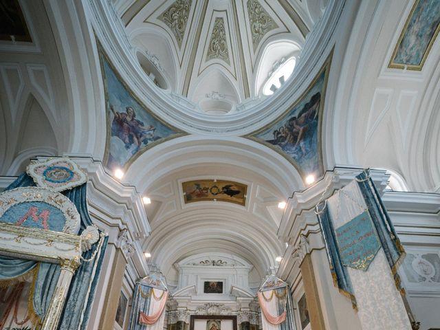 Il matrimonio di Arianna e Ernesto a San Valentino Torio, Salerno 30