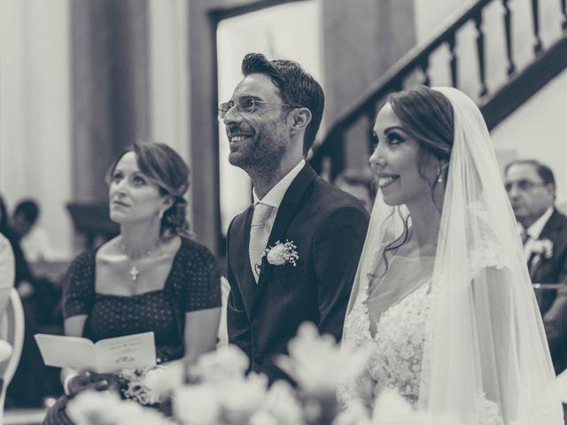 Il matrimonio di Arianna e Ernesto a San Valentino Torio, Salerno 31