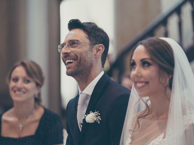 Il matrimonio di Arianna e Ernesto a San Valentino Torio, Salerno 33