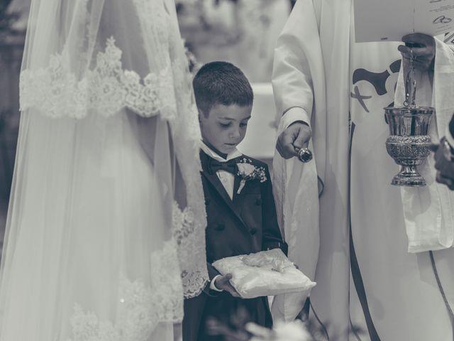 Il matrimonio di Arianna e Ernesto a San Valentino Torio, Salerno 34