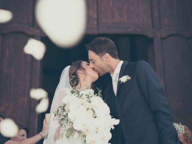 Il matrimonio di Arianna e Ernesto a San Valentino Torio, Salerno 35