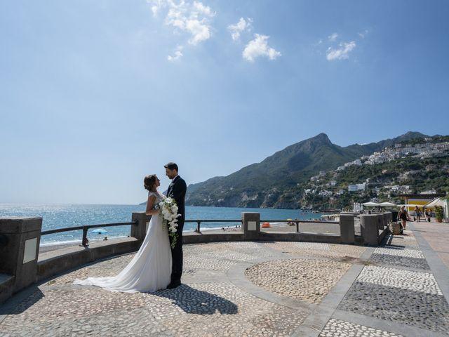 Il matrimonio di Arianna e Ernesto a San Valentino Torio, Salerno 38
