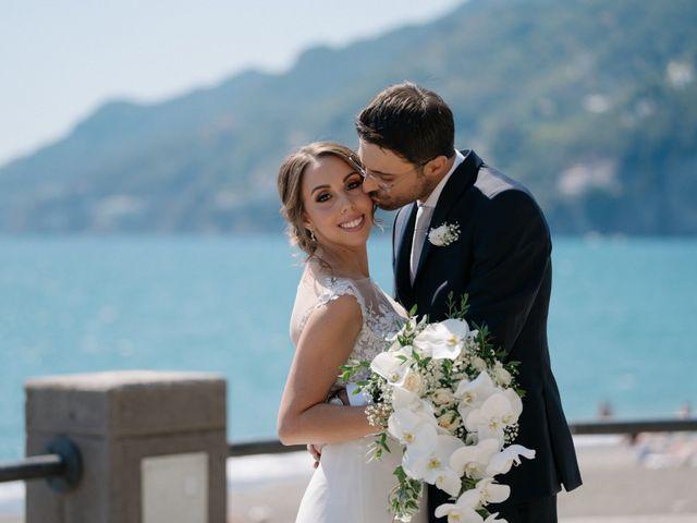 Il matrimonio di Arianna e Ernesto a San Valentino Torio, Salerno 39