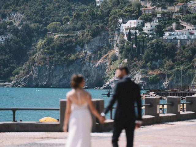 Il matrimonio di Arianna e Ernesto a San Valentino Torio, Salerno 40