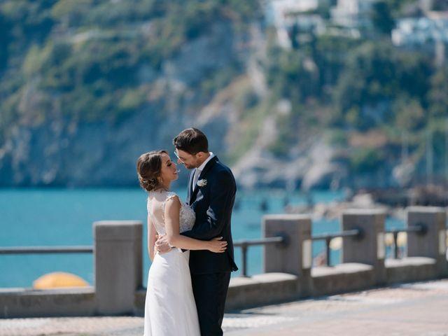 Il matrimonio di Arianna e Ernesto a San Valentino Torio, Salerno 41