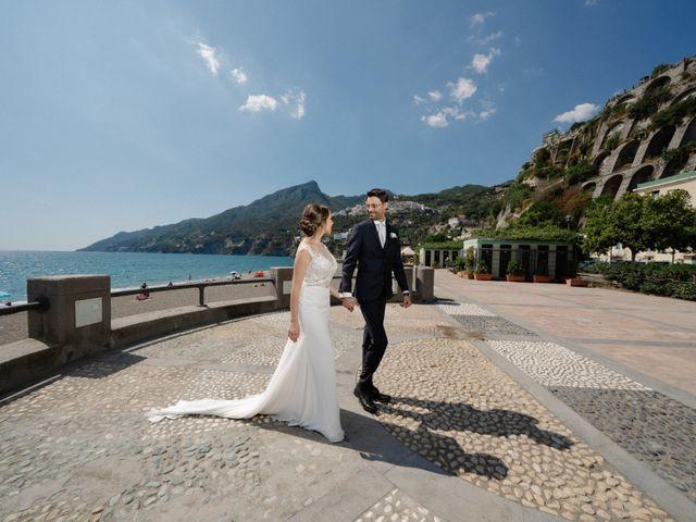 Il matrimonio di Arianna e Ernesto a San Valentino Torio, Salerno 42