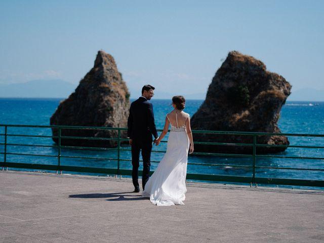 Il matrimonio di Arianna e Ernesto a San Valentino Torio, Salerno 44