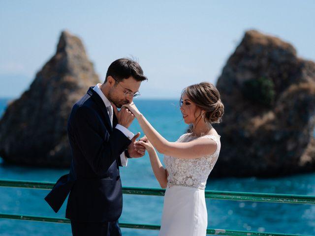 Il matrimonio di Arianna e Ernesto a San Valentino Torio, Salerno 45