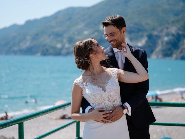Il matrimonio di Arianna e Ernesto a San Valentino Torio, Salerno 46