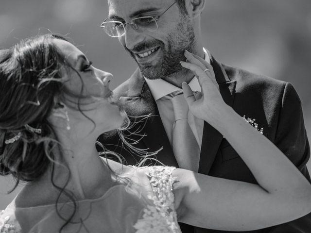 Il matrimonio di Arianna e Ernesto a San Valentino Torio, Salerno 47