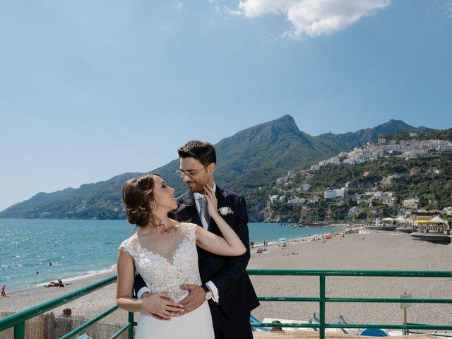 Il matrimonio di Arianna e Ernesto a San Valentino Torio, Salerno 48