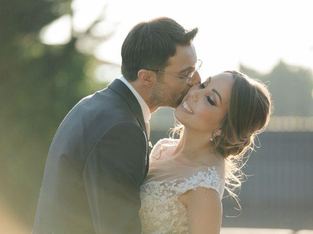 Il matrimonio di Arianna e Ernesto a San Valentino Torio, Salerno 56
