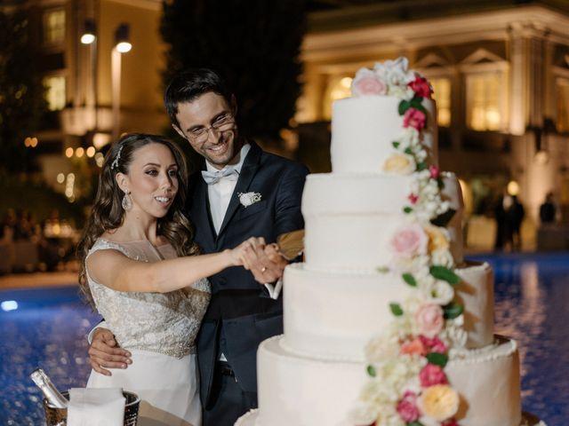 Il matrimonio di Arianna e Ernesto a San Valentino Torio, Salerno 63