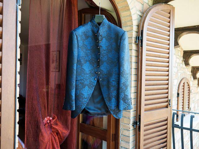 Il matrimonio di Vincenzo e Giulia a Assisi, Perugia 9