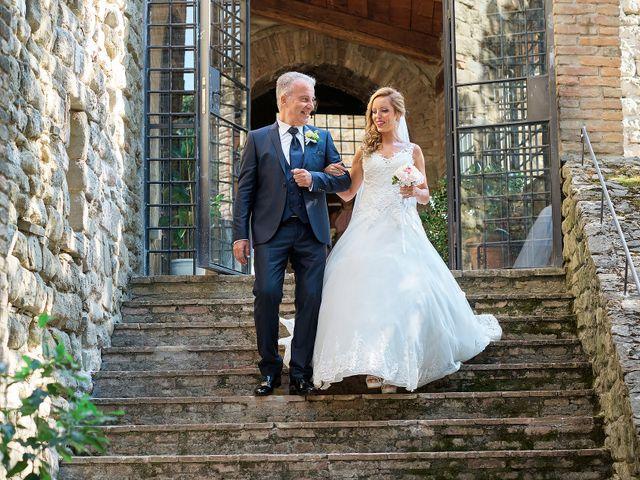 Il matrimonio di Vincenzo e Giulia a Assisi, Perugia 41