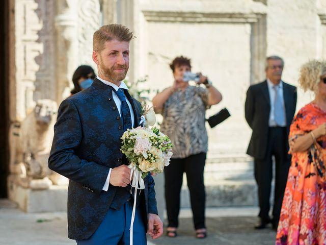 Il matrimonio di Vincenzo e Giulia a Assisi, Perugia 44