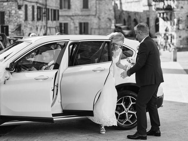 Il matrimonio di Vincenzo e Giulia a Assisi, Perugia 45