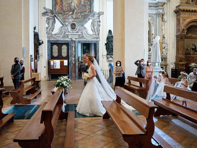 Il matrimonio di Vincenzo e Giulia a Assisi, Perugia 48