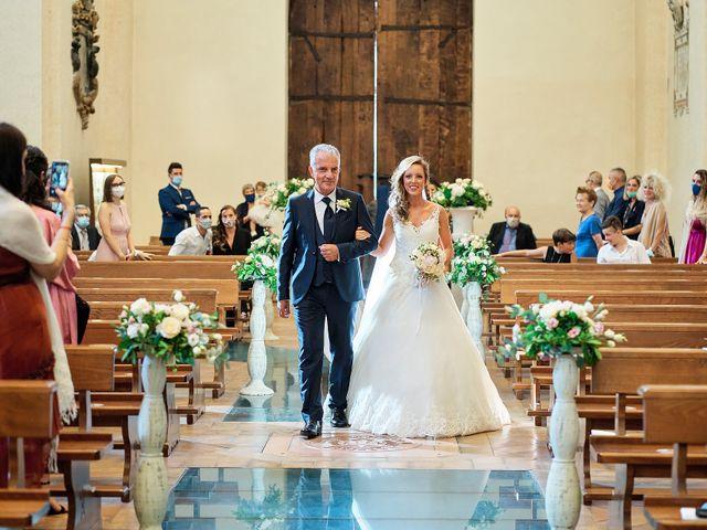 Il matrimonio di Vincenzo e Giulia a Assisi, Perugia 50