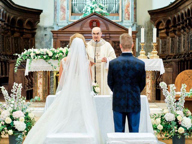 Il matrimonio di Vincenzo e Giulia a Assisi, Perugia 52