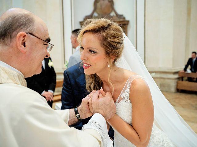 Il matrimonio di Vincenzo e Giulia a Assisi, Perugia 56