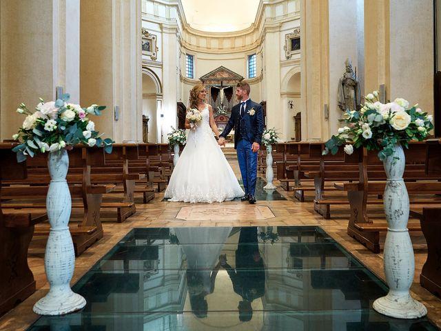 Il matrimonio di Vincenzo e Giulia a Assisi, Perugia 57