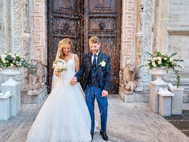Il matrimonio di Vincenzo e Giulia a Assisi, Perugia 58