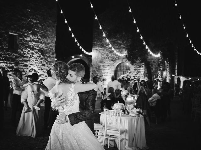 Il matrimonio di Vincenzo e Giulia a Assisi, Perugia 78
