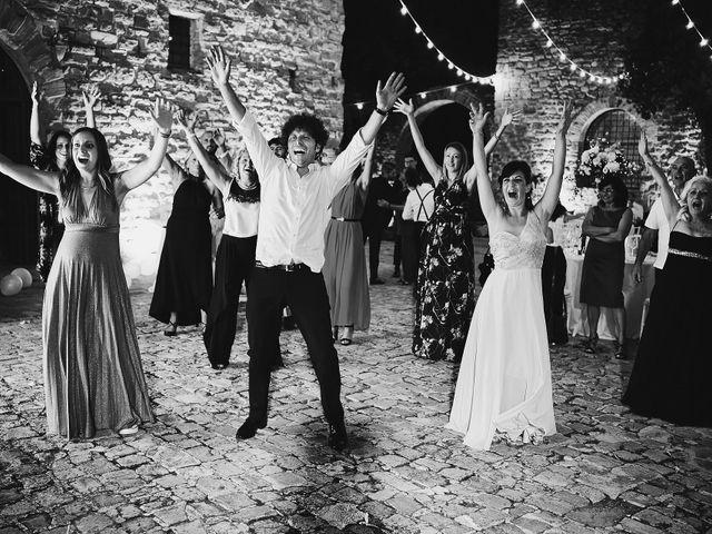 Il matrimonio di Vincenzo e Giulia a Assisi, Perugia 82