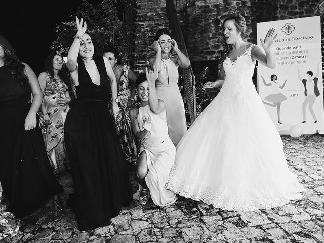 Il matrimonio di Vincenzo e Giulia a Assisi, Perugia 88